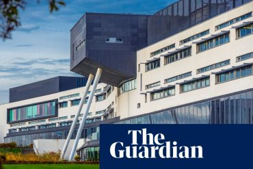 The Guardian listed Queen Margaret University in their 2020 University Guide