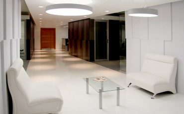 Invest AG Fit-out