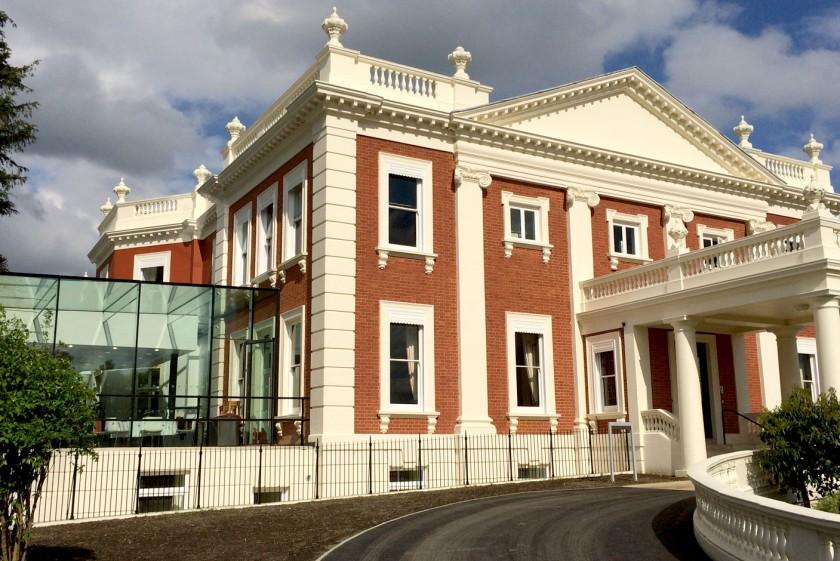 Sunbury Court Completion