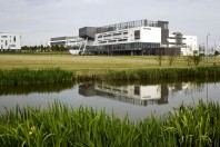 Queen Margaret University Masterplan