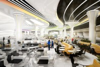 OZ Fashion Mall Foodcourt