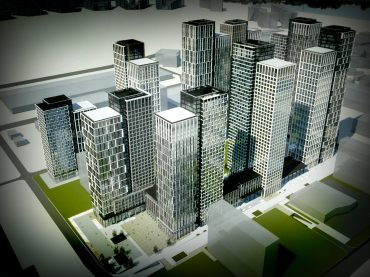 Prime Park Masterplan