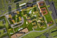 CSKA Multifunctional Complex Masterplan