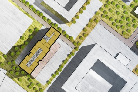 Floorplan graphics