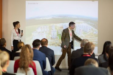 Architectural Masterclass – Supported by the Council of Shopping Centres in Russia