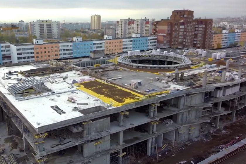Samara El Rio under construction