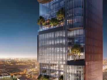 Moszkva főépítészének elismerő szavai a Dyer új irodaépületéről