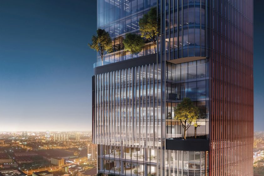 Moscow's Chief Architect on Dyer's new office tower